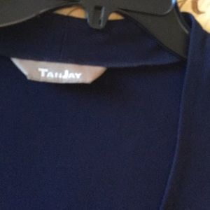 TanJay Tops - Navy shell